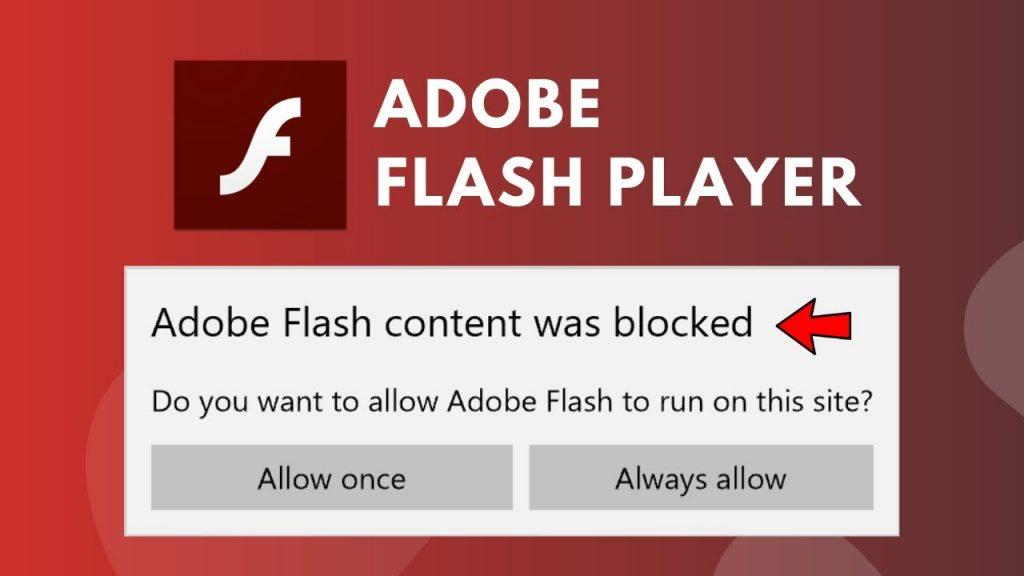 Unblock Adobe Flash Player In Mozilla Firefox