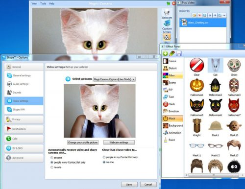 What Is The Best Webcam Face Filters Online