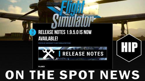 Microsoft Flight Simulator 2020 release notes