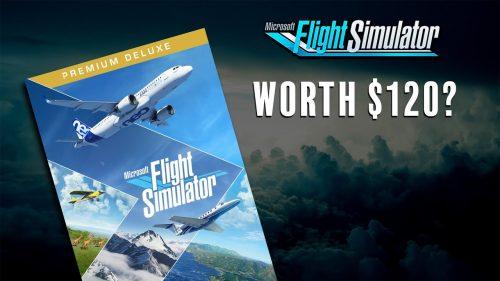 Microsoft Flight Simulator price