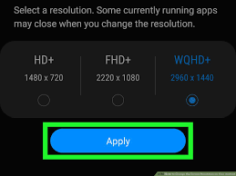 Reduce the Screen Resolution