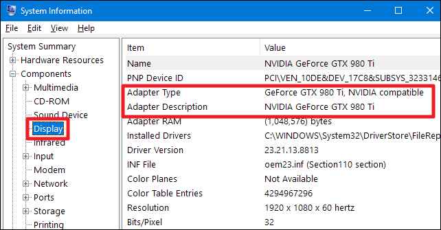 Update your Graphics card Driver