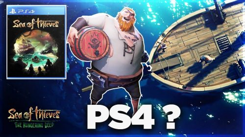 Is Sea of Thieves on PS4